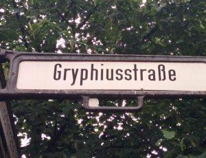 Gryphiusstrasse