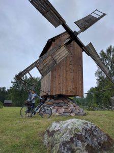 Brigittes Windmühle