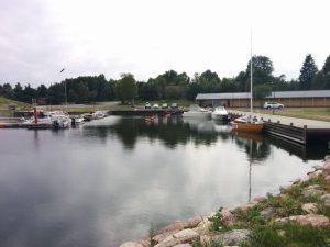 Kleiner Fischerhafen Soela
