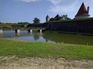 Bischofsburg in Kuressaare
